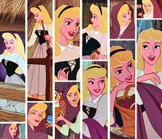 Briar Rose (Aurora), a true Princess—graceful, beautiful, elegant, and most importantly, kind-spirited and gentle.
