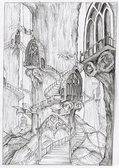 Elvish tree-house-designs - Google Search