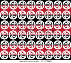 Image result for kowhaiwhai patterns templates