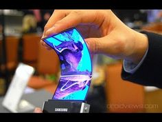 During the Keynote at CES 2013 today, Samsung has announced Youm Flexible OLED Displays. This video will show a prototype device using one of these screens. Hopefully you will start seeing these on devices very soon! How cool is that?