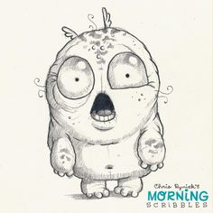 Morning+Scribbles+#298