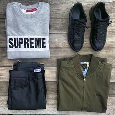 Una forma de combinar tu ropa
