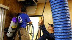Air Duct Cleaning Services Southern California | All-Pro Enterprises, Inc.  All-ProEnt.com