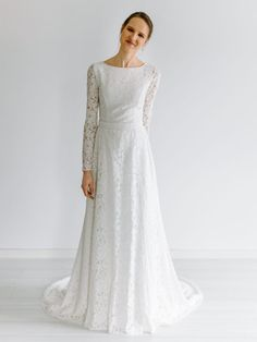 Kjoler – Tuva Listau Lace Wedding, Wedding Dresses, Blond, Elegant, Design, Fashion, Brother, Velvet, Bride Dresses