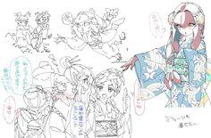 Mipha's Summer Yukata <3