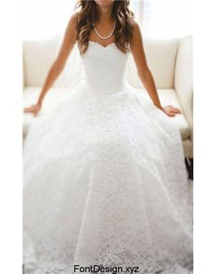 Wonderful Perfect Wedding Dress For The Bride Ideas. Ineffable Perfect Wedding Dress For The Bride Ideas. Wedding Dresses Pinterest, 2015 Wedding Dresses, Wedding Gowns, Bridal Dresses, Lace Dresses, Wedding Ceremony, Wedding Dress Lace, Dresses 2016, Wedding Bride