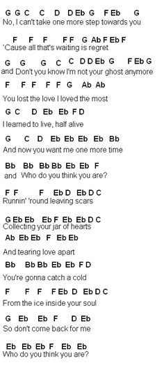 7 Best Piano letter notes images   Sheet Music, Music ...