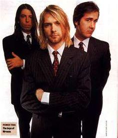 When grunge was all the rage.