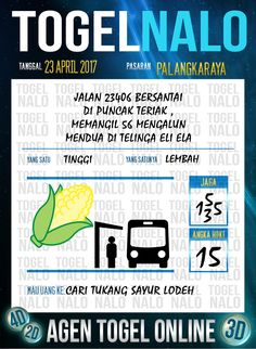 Angka Ikut 6D Togel Wap Online TogelNalo Palangkaraya 23 April 2017