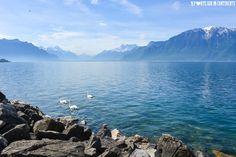 Vevey, un lac et des rêveries (Suisse)