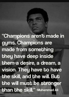 Muhammad Ali Quote Collection muhammad ali quote motivation self knowledge muhammad Muhammad Ali Quote. Here is Muhammad Ali Quote Collection for you. Muhammad Ali Quote great inspirational muhammad ali quotes we can apply into our li. Life Quotes Love, Great Quotes, Quotes To Live By, Me Quotes, Motivational Quotes, Quotes Positive, Inspirational Quotes For Sports, Wisdom Quotes, Great Sports Quotes
