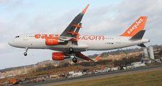Παρ' ολίγον συντριβή αεροσκάφους κατά την προσγείωση στο Λούτον.