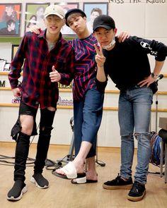 Jongup, Himchan & Daehyun