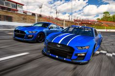 Ford's all-new 2022 NASCAR Next Gen Mustang was unveiled today at a media reveal ceremony in Charlotte, North Carolina Ford Mustang Bullitt, Mustang Mach 1, Mustang Cars, Ford Expedition, Ford Explorer, Ford Bronco, Ford Motor Company, Ford Ranger, North Carolina
