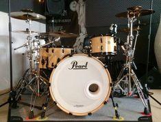 Jojo Mayer, Bass Pedals, Best Drums, Pearl Drums, Drums Art, Drum Sets, Snare Drum, Instruments, Men Stuff