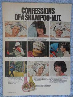 Clairol Great Body Shampoo Ad by ZestDuz, via Flickr