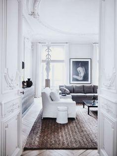 {décor inspiration | ornate austerity : by gilles et boissier, paris} by {this is glamorous}, via Flickr