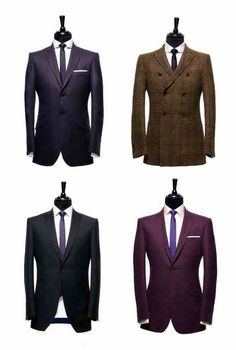 Ozwald Boateng suits