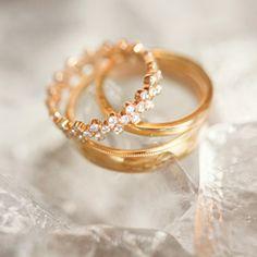 sweedish wedding traditions  rings
