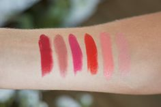 tanya-burr-cosmetics - Big Kiss, Pink Cocoa, Central Park, Wild Safari, Happily Ever After, Birthday Cake