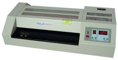 """Akiles Pro-Lam Photo 13"""" 6 Roller Pouch Laminator from ABC Office. 6 Roller Thermal System 