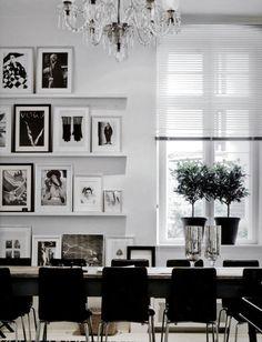Beautiful office at By Malene Birger Copenhagen...
