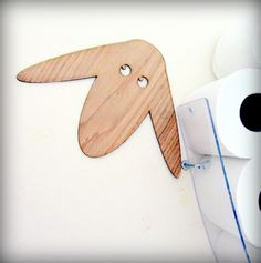 Wall shelf for storing of toilet paper rolls and toilet roll holder. Funny Set of Bathroom / Wall Decor - Sheep and Lamb for toilet paper Bathroom Wall Shelves, Bathroom Wall Decor, Bathroom Storage, Toilet Paper Storage, Toilet Paper Roll, Funny Sheep, Plastic Shelves, Sheep And Lamb, Roll Holder