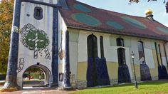 """Képtalálat a következőre: """"hundertwasserkirche"""""""