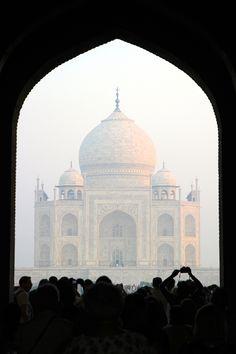 Taj Mahal by Tom Ødemark - Photo 127756907 - 500px