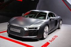 Second Generation R8 V10 Introduced by #Audi #automobile #car