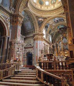 Montecassino abbey, Italy.