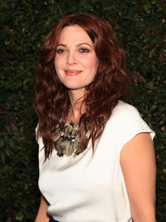 Cinnamon hair color is the perfect color to transition from summer to fall.