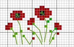 Brilliant Cross Stitch Embroidery Tips Ideas. Mesmerizing Cross Stitch Embroidery Tips Ideas. Mini Cross Stitch, Cross Stitch Flowers, Cross Stitch Charts, Cross Stitch Designs, Cross Stitch Patterns, Cross Stitching, Cross Stitch Embroidery, Embroidery Patterns, Bordado Tipo Chicken Scratch