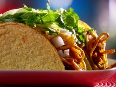Vegetarian iHungry Spaghetti Tacos Recipe : Food Network - FoodNetwork.com I'm so excited I will definitely cook this!