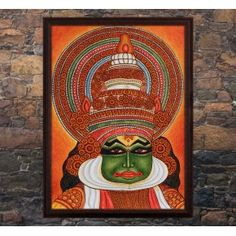 1000 images about kerala mural art on pinterest kerala for Asha mural painting