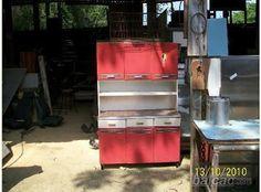 Coisas Antigas: Casas Antigas IV - Cozinhas Coloridas