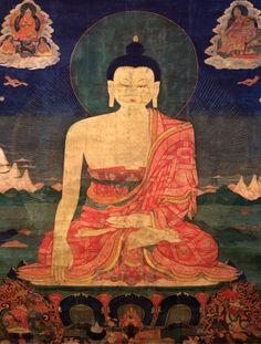 Shakyamuni Buddha (http://www.tricycle.com/gallery/shakyamuni-buddha)