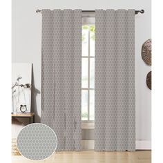 Shop AllModern for Curtains & Drapes for the best selection in modern design.  Free shipping on all orders over $49.