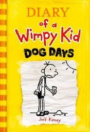 Diary of a Wimpy Kid-both of my kids loved these