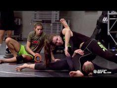 Fight School: Ronda Rousey