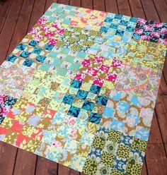 skburton designs: {Quilts} St. Louis 16 Patch