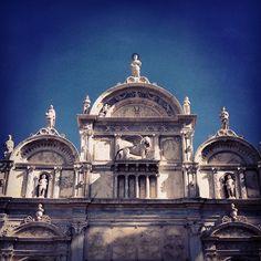 La Scuola Grande di San Marco.  MB photo.