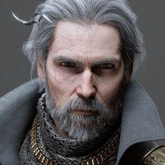 Fantasy Male, Final Fantasy Xv, Fantasy World, Fantasy Series, Fantasy Character Design, Character Inspiration, Character Art, Fantasy Portraits, Character Portraits