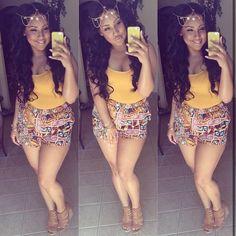 Summa outfit @anayaal8ter