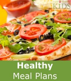 Hundreds of healthy menu plans! Breakfast, lunch, snack, and dinner!