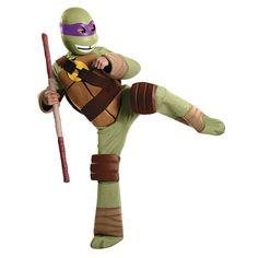 Deluxe Donatello Costume for Kids - Toddler