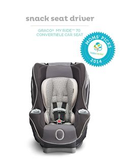 Check out the Graco My Ride 70 convertible car seat, a BabyCenter Top Pick.