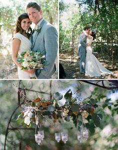 Outdoor Wedding Ceremony Ideas | Outdoor Summer Wedding Inspiration | Green Wedding Shoes Wedding Blog ...