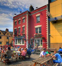 The Old Duke Music Venue, King Street, Bristol