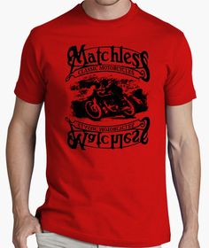 CAMISETA MACHLESS LOGO